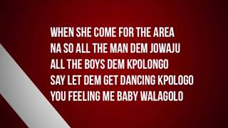 Tekno - Jogodo Official Lyrics