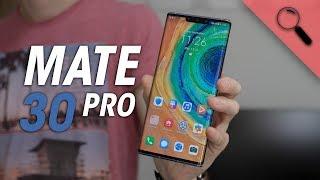 ylet Google nlkl  Huawei Mate 30 Pro teszt