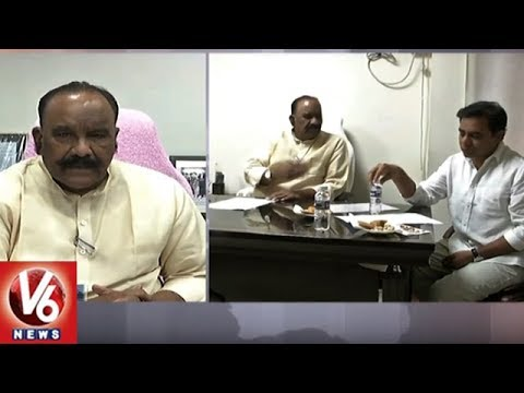 Home Minister Nayini: Cases Against Telangana Movement Activists Will Be Withdrawn | V6 News