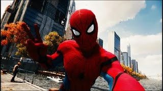 Marvel's Spider-Man, Advanced /homecoming suit gameplay