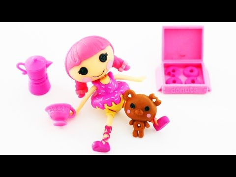 Reviciones - Mini Lalaloopsy Cake Dunk N Crumble