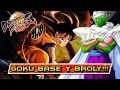 VUELVE EL SAIYA JIN BASE Y BROLY!! COMBATE CONTRA UN PICCOLO BRUTAL!! Dragon Ball FighterZ: Online