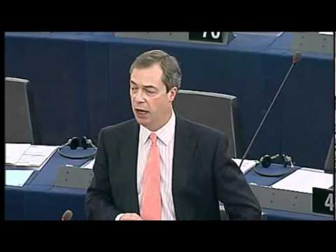 TCS: Farage: Globalist Troika Driving Greece Towards Violent Revolution
