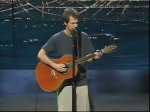 Dana Carvey - Guitar Humor Video