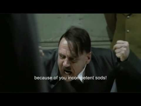 Hitler wants a PS3 for Christmas but gets a Wii instead
