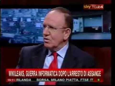 Pino Arlacchi a SkyTg24 Pomeriggio 09/12/2010 – Seconda parte