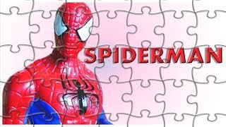 Puzzle Toys || Jigsaw Game Puzzles || Spiderman Toy || Spelling Learning For Kids And Children