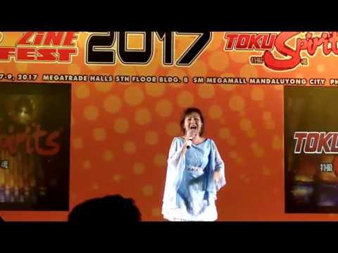 Ozine Toku Spirits 2017 - Mitsuko Horie - Sailor Stars