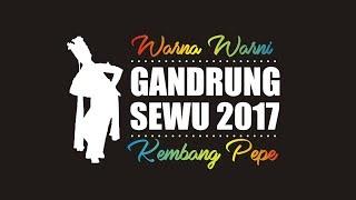 Gandrung Sewu 2017  39 Kembang Pepe 39 Colorful Hd
