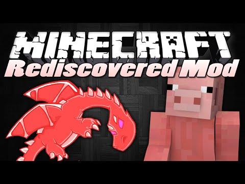 Minecraft Mods   REDISCOVERED  