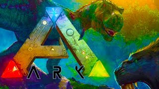 """ARK:  Survival Evolved Funny Moments!  - """"Girls, Poop, and Dinosaurs!"""""""