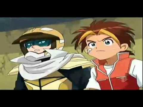 Idaten Jump - episodio 13 - Gara contro il tempo - parte 2.