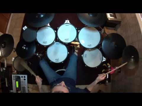 Dire Straits - Money for Nothing - V-Drum Cover - TD-20X - Drumdog69