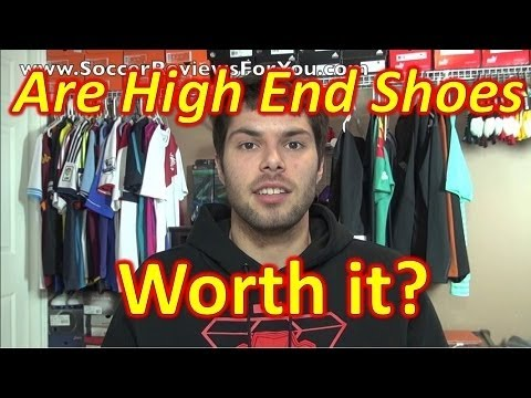 Are High-End Soccer Cleats/Football Boots Worth the Money?