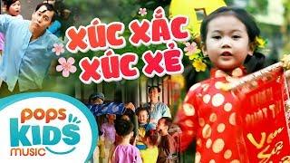 Xúc Xắc Xúc Xẻ - Bé Bảo An - Ca Nhạc Thiếu Nhi Sôi Động | اغنية اطفال | เพลงเด็ก | Kids Song
