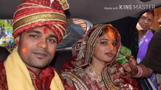 Princy Weds Nitesh Wedding Pictures Short Movie Background Song Zindagi Ban Gaye Ho Tum