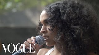 Princess Nokia Takes Afropunk | Vogue