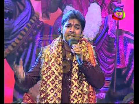 'aye Maai Sabha Bich Laaj Bacha Jaai' By Singer Pawan Singh- Navratri Path And Jaap video