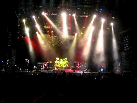 6.08.11 Motörhead - Guitar Solo/The Thousand Names Of God - Wacken Open Air 2011