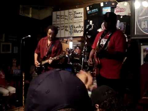 Jimmy Johnson, Chicago Blues Legends