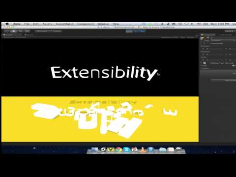 Unite 2013 - Interactive Installations Made Easy With Unity