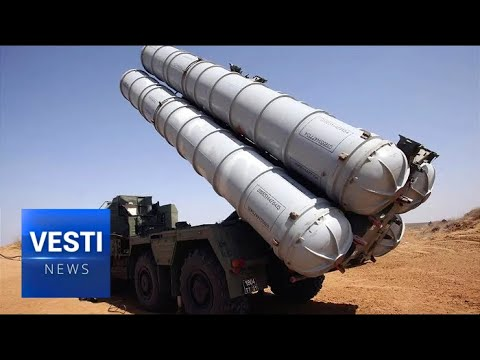 BREAKING! SS-300s Are Already in Syria - Russian Defense Ministry