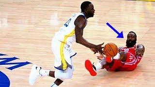 "NBA ""Failed Flopping"" Moments"