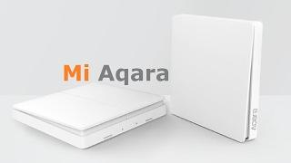 Xiaomi Умный Дом. Комплект выключателей света Xiaomi Aqara Smart Light Control Set | SHOFIND