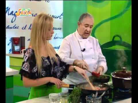 Patricia Fierro Con Sergio Puglia