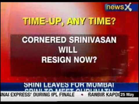 Shashank Manohar likely to replace Srinivasan