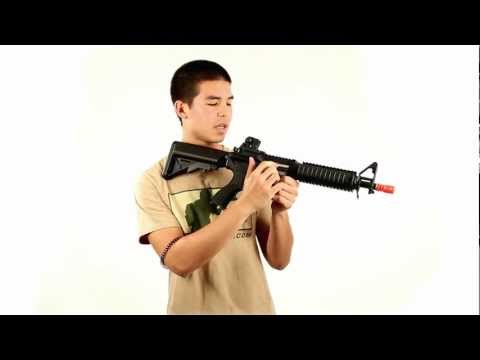 Airsoft GI - G4 Electric Blow Back AEGs Updates and Review