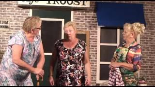 Repetitieopnames Drentse toneelvereniging 't Aol Volk '16- '17 promo movie