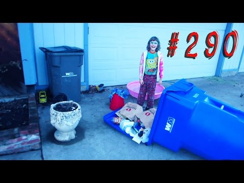 #290 Spilled Recycle!!! Super and Sunshine