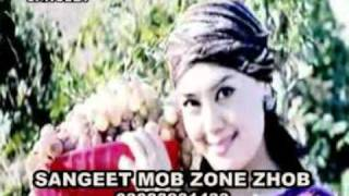 Musharaf Bangash New Song ;Chata Pa Khanda.zhob Video.2010