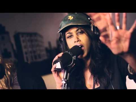 Sa'ra Charismata - Let me go (Live @ East FM)