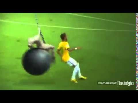 neymar vs zuniga