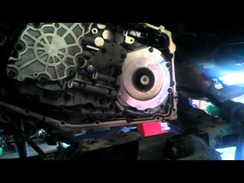 07 chevy uplander pressure control solenoid replac