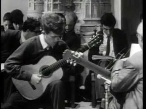 Andrés Segovia (Master Class 1965) with Mike Lorimer (part 2)
