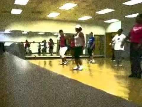 Zumba a great dance aerobics class