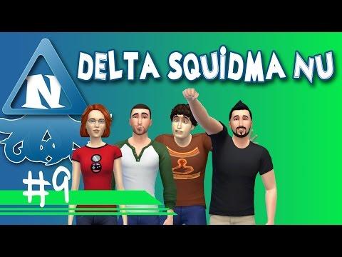 Delta Squidma Nu #9 - CRANE!