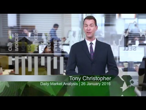 UFX Daily Forex Currency Trading News 26-January-2016