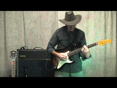 Johnny Guitar played live by DCE One Man Band