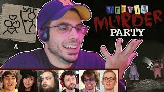 TRIVIA MURDER PARTY RETURNS! (The Jackbox Party Pack 3)