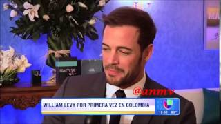 DA William Levy (@willylevy29) conquistó a las colombianas con su aroma #TourMagnat