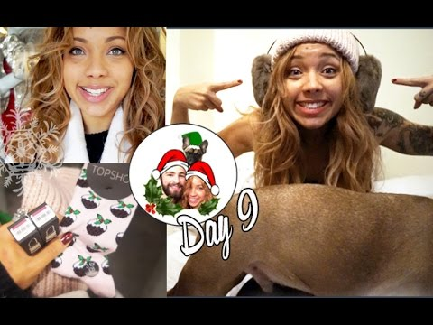 Running around london, Shopping & Haul! ❄ Vlogmas 9