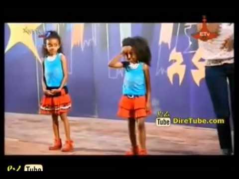 Ethiopian idol-Balageru idol april 2013,Ethiopian kids dancing