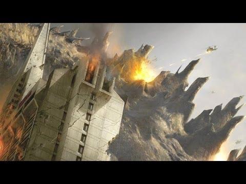 Godzilla (2014) Behind The Scenes