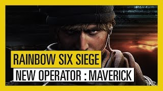 Tom Clancy's Rainbow Six Siege – Grim Sky : Maverick Operator