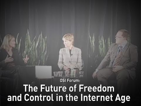 The Future of Freedom and Control in the Internet Age