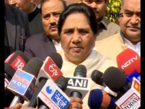 Broadcast Of Nirbhaya Film Will Be Against Humanity Mayawati